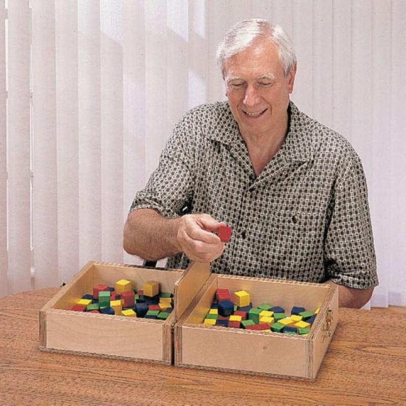 積木盒障礙測試評估箱
