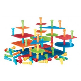 Pegs Building Set