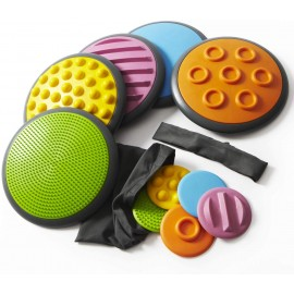 Gonge Tactile Discs Set of 5