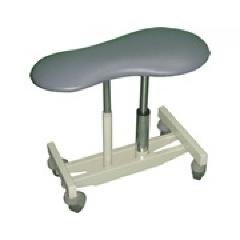 有輪梨型椅