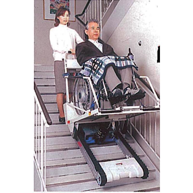 電動樓梯升降平台
